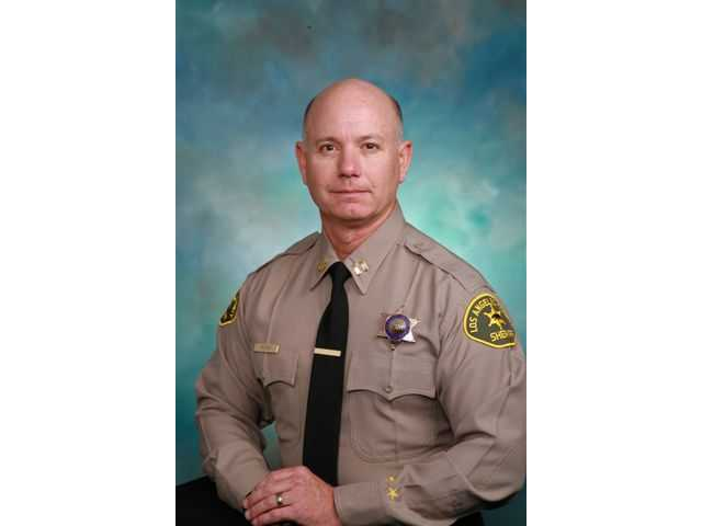 Captain Paul Becker recently took over as Santa Clarita Valley Sheriff's Station's new Chief of Police.