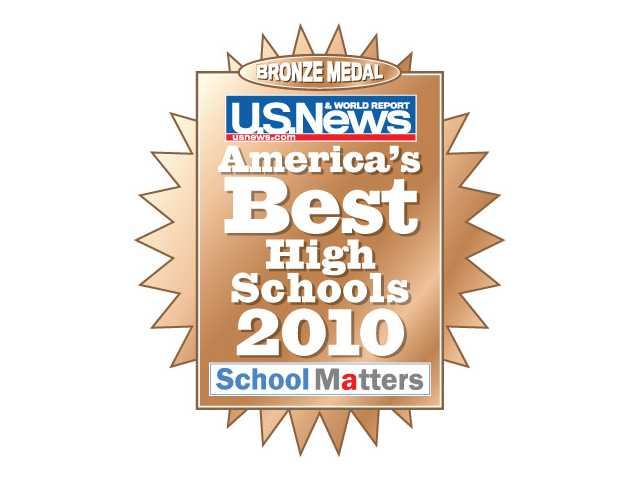AOC named one of America's best high schools