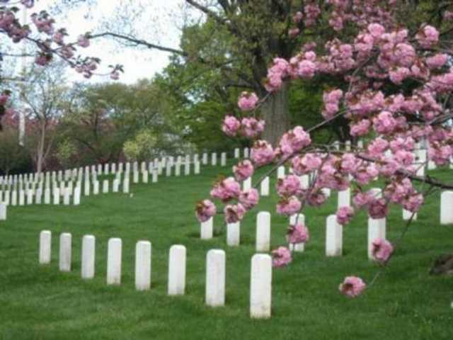 Arlington National Cemetery is the home to thousands of American Soldiers who died in the line of duty.