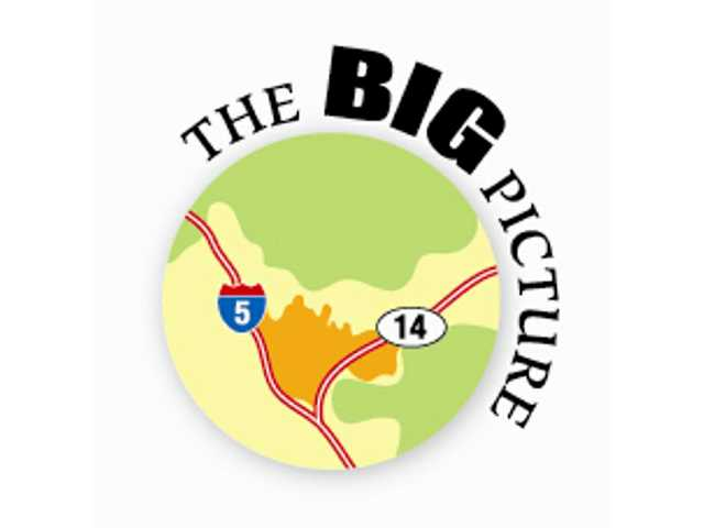 """The Signal's """"The Big Picture"""" series takes a look atgrowth in the Santa Clarita Valley."""