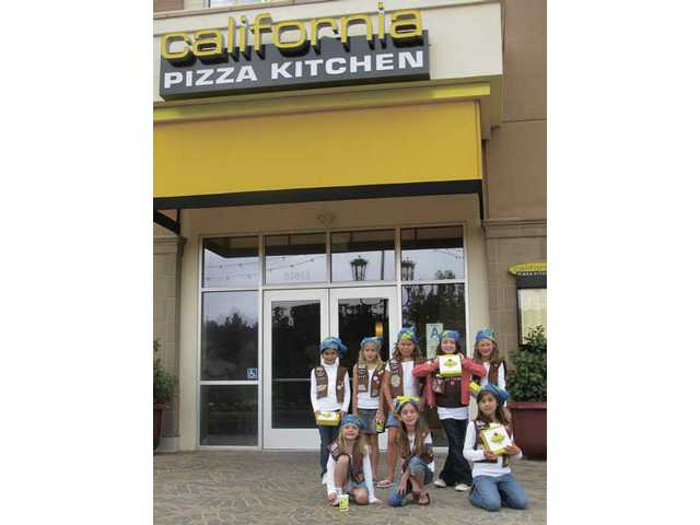 Brownies enjoy Valencia CPK adventure