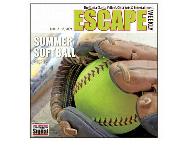 Keep your eyes on the ball: Adult League Summer Softball