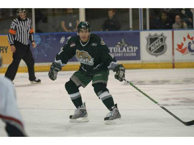 Valencia graduate, Shane Harper, plays right wing for the Western Hockey League's Everett Silvertips  where he has scored 24 points in 24 games. His experience in the WHL could land him in NHL.
