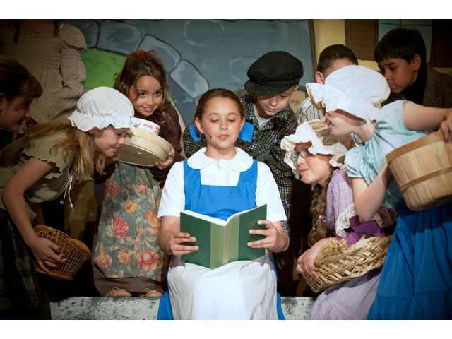 "Students in the Legacy Christian Academy drama club recently performed to sold-out audiences in the classic fable ""Beauty and the Beast."""