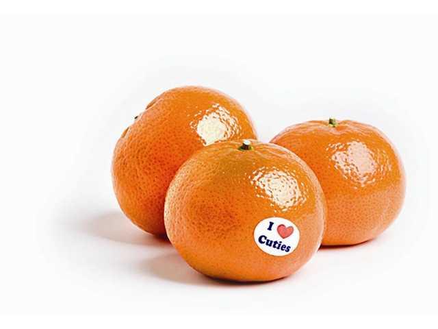 Californian mandarins