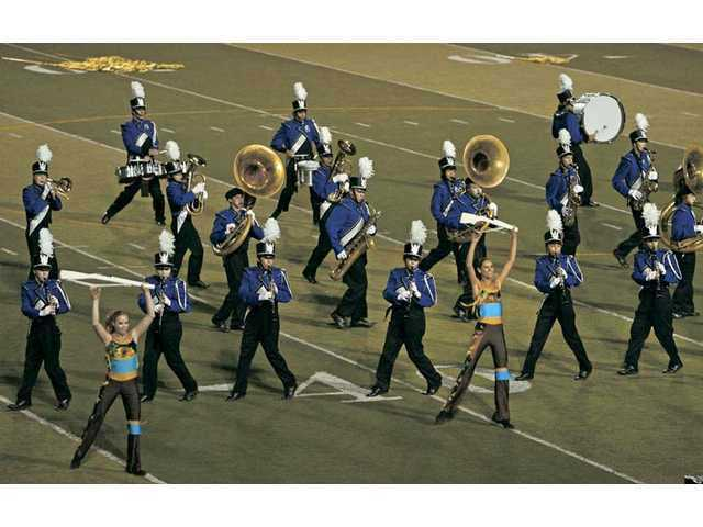 Marching bands from all six high schools in the Hart District have qualified for Marching Band Championships sponsored by the Southern California School Band and Orchestra Association.