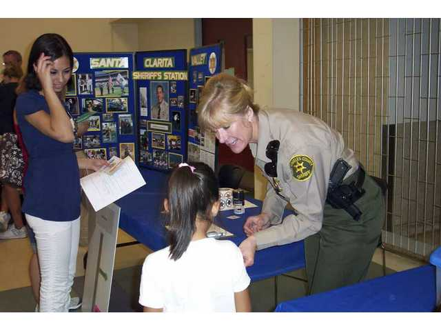 Several popular law enforcement presenters at the 2008 Discovering Careers Expo will be returning this year, including the local Sheriff's Department.