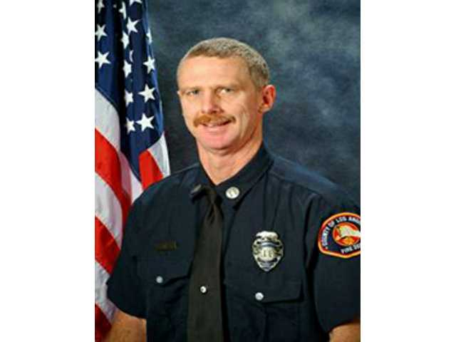 "Capt. Tedmund ""Ted"" Hall of Los Angeles County Fire Department will be honored in memorial ceremonies starting 10 a.m. Saturday, Sept. 12 at Dodger Stadium."