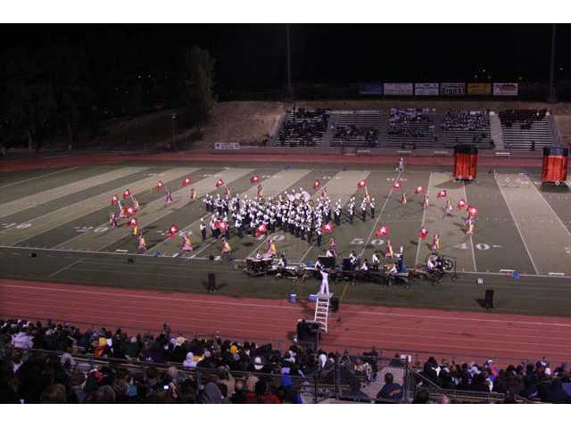 All six district high schools have qualified for the Marching Band Championships this Saturday, Dec. 5 hosted by the Southern California School Band and Orchestra Association.