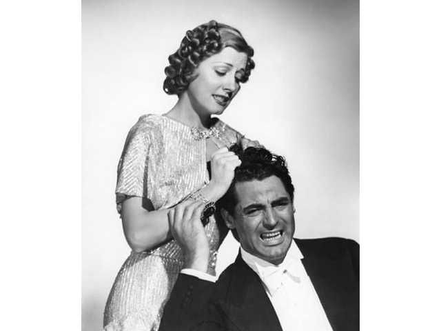 "Irene Dunn, who starred in the 1931 Best Picture, ""Cimmaron,"" finds out ""The Awful Truth"" with Cary Grant in 1937."