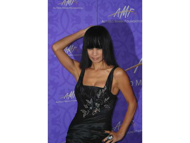 Actress Bai Ling was among those honored at the Alfred Mann Foundation Innovation and Inspiration Gala.