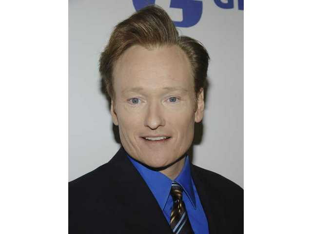 Conan O'Brien says no, thanks to NBC late-night move