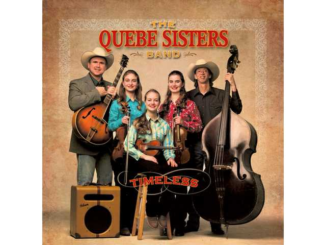 "The Quebe Sisters Band's second album, ""Timeless,"" was recorded at Cash Cabin Studios and released on the band's own FiddleTone Records label in 2007."