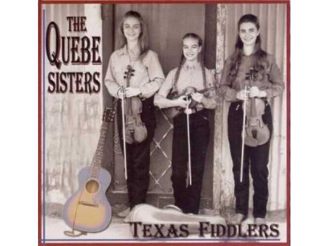 """""""The Quebe Sisters: Texas Fiddlers,"""" the group'sMay 2003 debut album,included backing by Gary Carpenter (pedal steel), Tom Morrell (non-pedal steel) and Nathan Coates (drums). McKenzie arranged and produced the all-instrumental 14-song CD,an auspicious debut."""