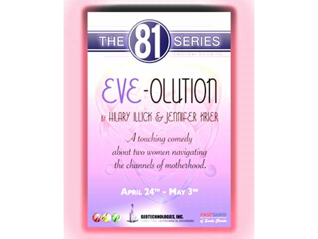 "The comedy ""EVE-OLUTION"" will open the ""81 series"" on April 24."