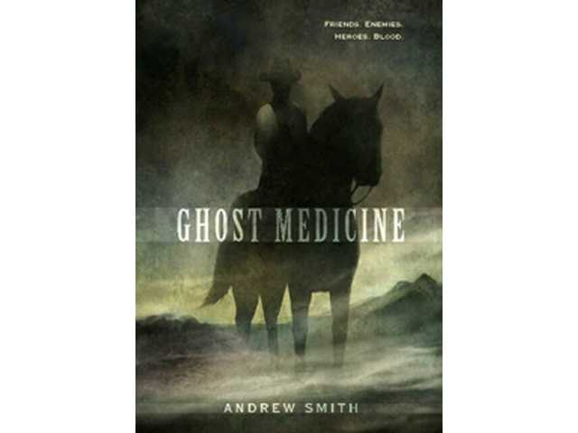 "Smith's first book ""Ghost Medicine"" was recently selected by the American Library Association as a ""Best Book for Young Adults 2009."""