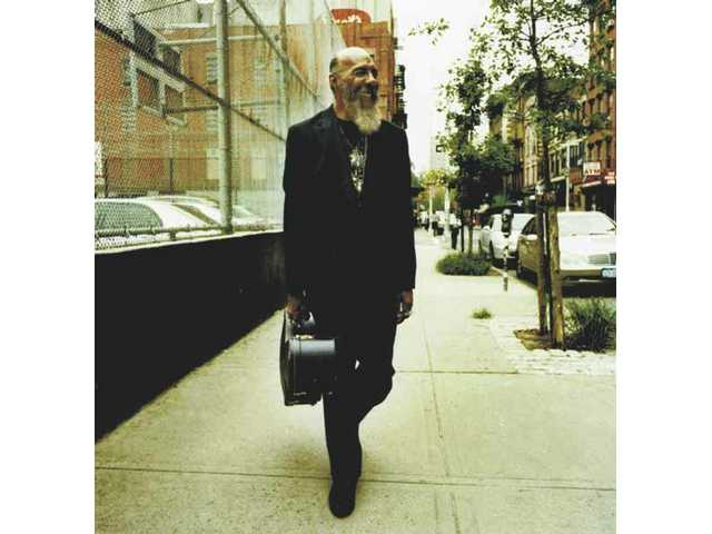 Richie Havens stays close to his roots in New York.