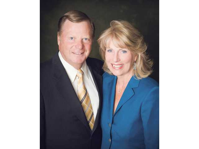 Bob Kellar and Kathy Keysor Smith will wed in June.