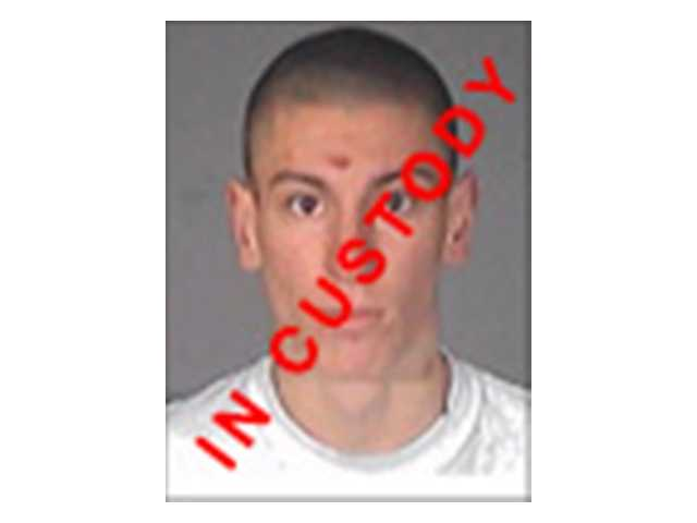 Jonathan William Maier, burglary suspect, is now in custody.