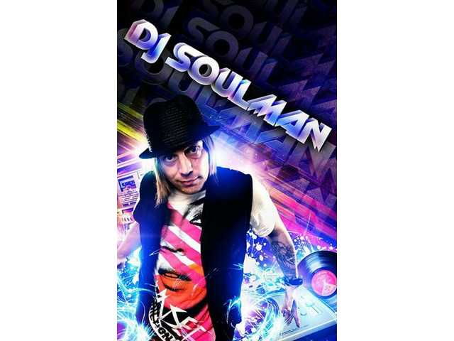 DJ Soulman performs multiple sets starting from 12:30 p.m. to 12:45 p.m., and returning from 1:15 p.m. to 1:30 p.m., 2 p.m. to 2:15 p.m., 2:45 p.m. to 3 p.m., 3:30 p.m. to 3:45 p.m. and finishing from 4:15 p.m. to 4:30 p.m.