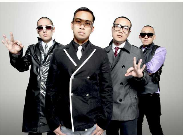 Far East Movement energizes the festival from 7:30 p.m. to 8 p.m.