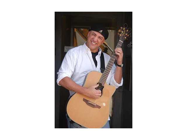 Castaic resident, Mark Eddie, is a comic/singer/songwriter who will headline a benefit comedy show at Congregation Beth Shalom.