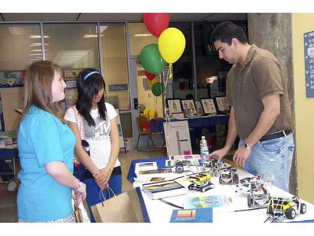 Saturday's career expo at COC will feature workshops for teens and college students on making money,  getting and holding a first job, careers in publishing and careers in engineering.