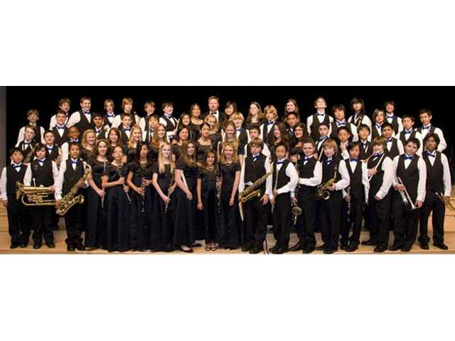 Rio Norte Junior High will host a Showcase Concert on April 21 featuring music programs in the North Valencia area.