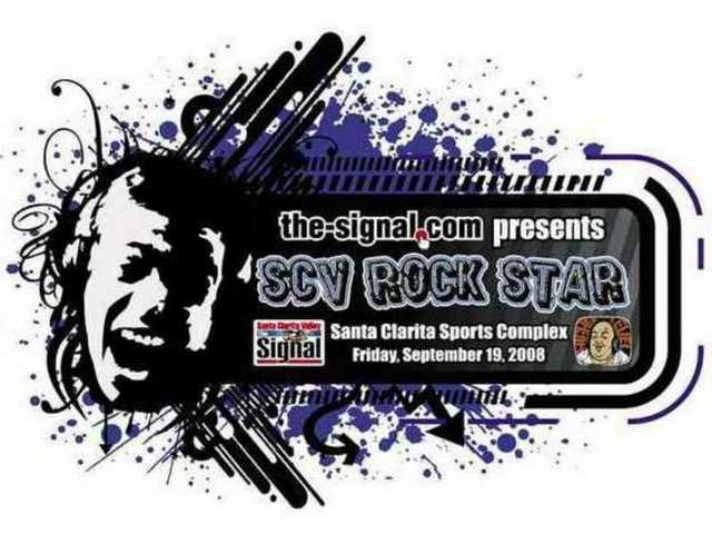 """The six finalists in The-Signal.com's SCV Rock Star contest will perform live at the """"SCV Rock Star Night"""" concert finale Friday, Sept. 19 at the Santa Clarita Sports Complex. Tickets:just $10 at the door for six bands. A portion of the proceeds goes tothe Hart district's Yes I Can program, to help fund the YIC students' 2009 Summer Meltdown concert."""