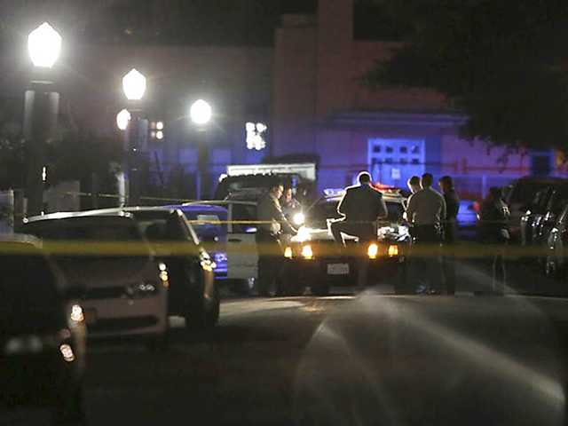 <p>A 1-year-old girl lying in her crib at home in Compton was struck in the head and killed by a bullet likely meant for her gang-member father, Los Angeles County sheriff's officials said Wednesday.</p>