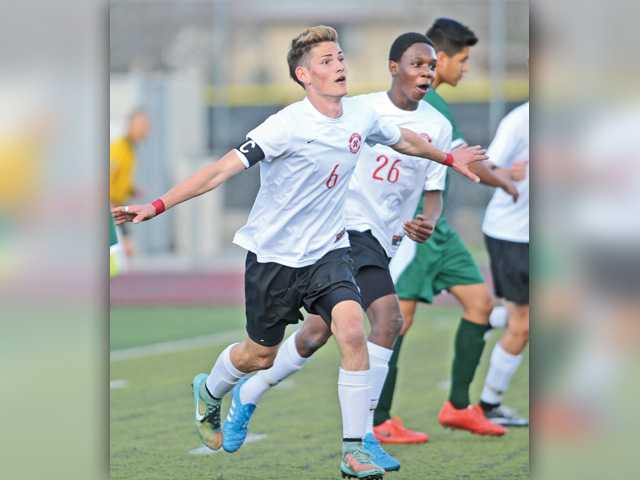 Hart earns trip to CIF title game