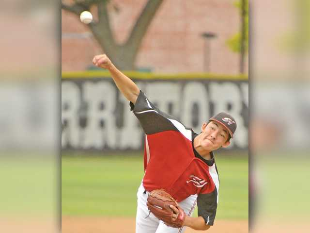 <p>Stellar pitching from Jack Ralston leads Hart to the second round.</p>