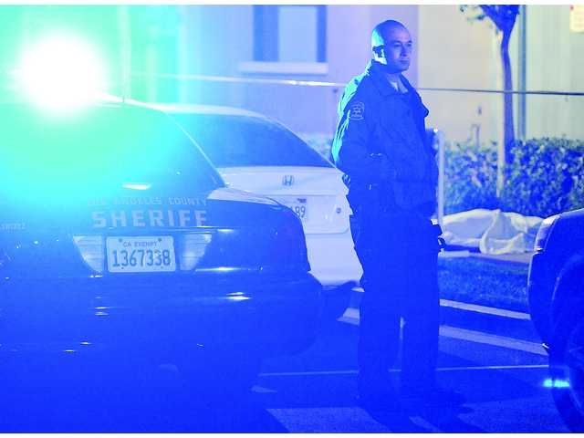 <p><span>A 53-year-old man who officials say killed himself Friday outside an apartment complex in Valencia has been identified, according to the Los Angeles County Coroner's office.<br /></span></p>