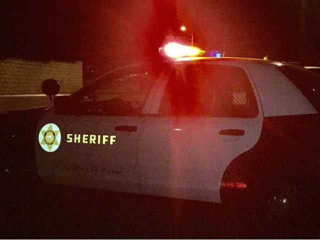 <p>Deputies responded to an argument in Canyon Country.</p>