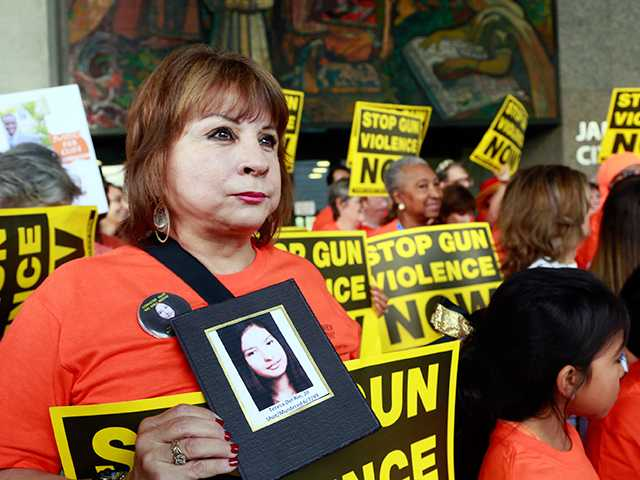 <p>The Los Angeles City Council has voted to ban the possession of high-capacity gun magazines following deadly mass shootings nationwide.</p>