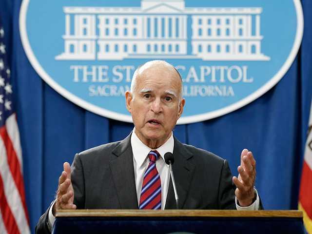 <p>Gov. Jerry Brown is expected on Wednesday to sign a climate change measure to increase California's renewable electricity use to 50 percent.</p>