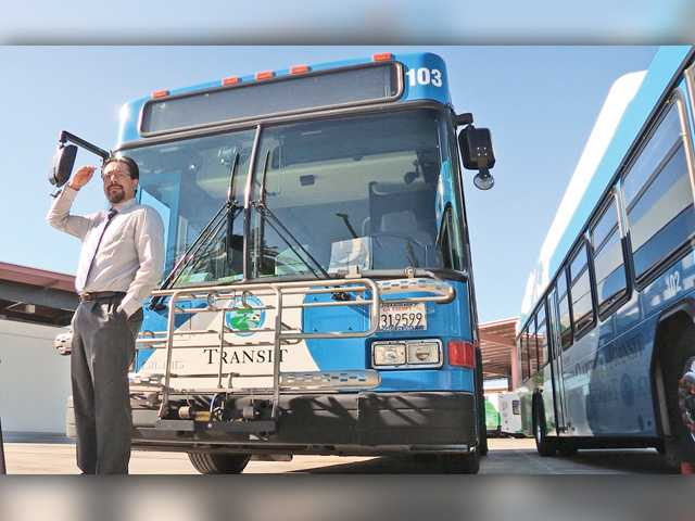 City shifts how buses are fueled