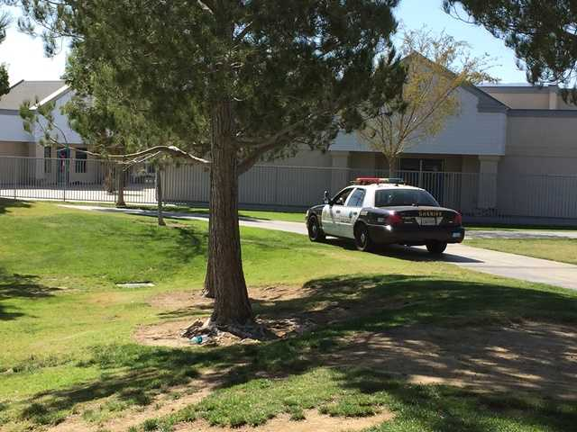 Bridgeport Elementary goes on 'semi-lockdown'