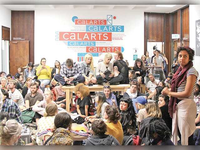 Officials investigate CalArts