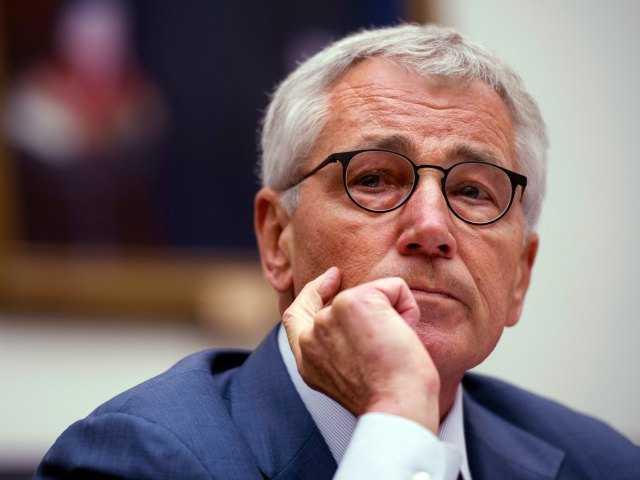 Obama announces Hagel resignation from Pentagon