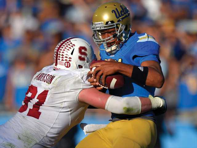 UCLA loses critical game to Stanford