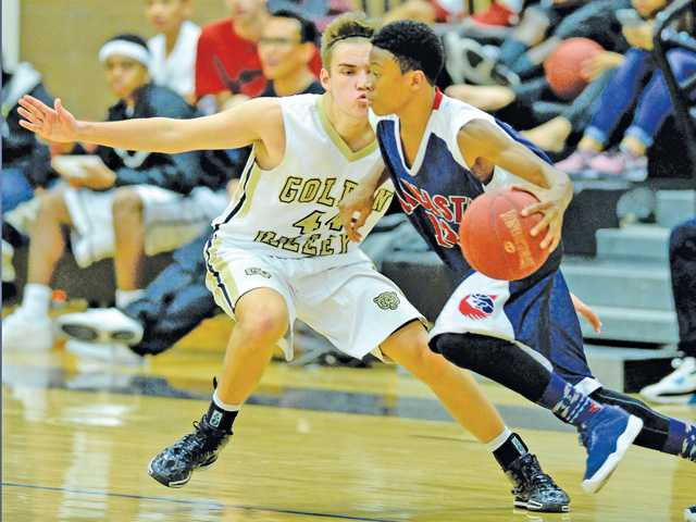 Golden Valley hoops falls one short