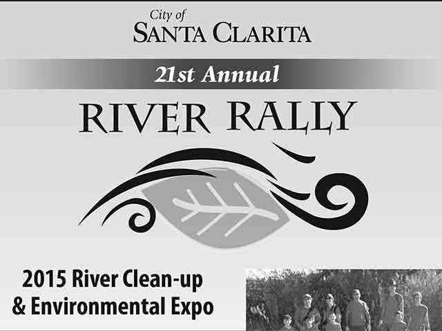 City of Santa Clarita River Rally