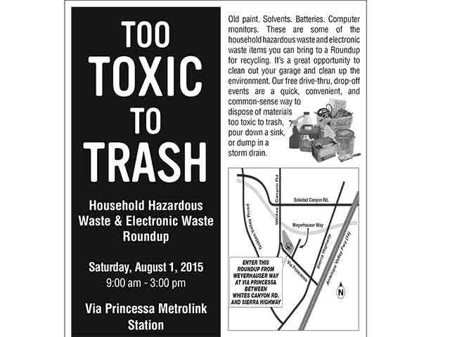Hazardous & Electronic Waste Roundup