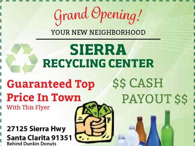 Sierra Recycling