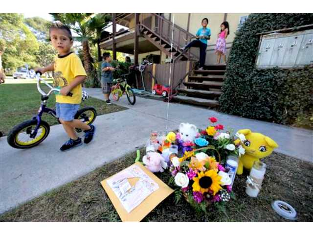 Arrests made in killing of 9-year-old Anaheim girl