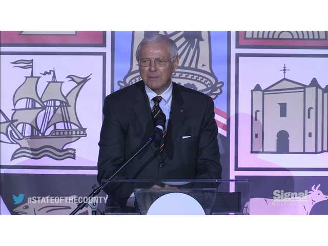 <p>Watch Signal Multimedia's live broadcast of the 2015 State of the County address beginning at 12:30 p.m.</p>