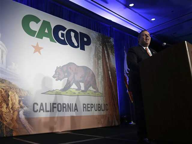 Chris Christie tells Calif. GOP to have patience