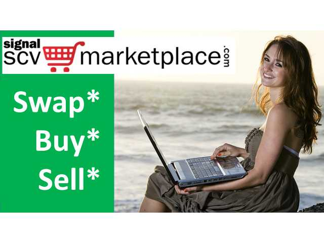 Check out your NEW SCV Marketplace