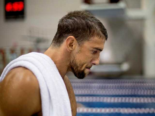 Olympian Michael Phelps apologizes for DUI
